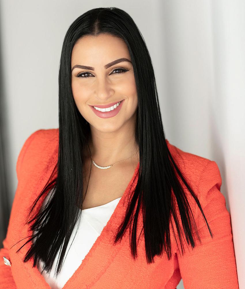 Dr. Zarina Giannone